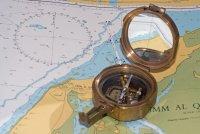 Mapa i kompas